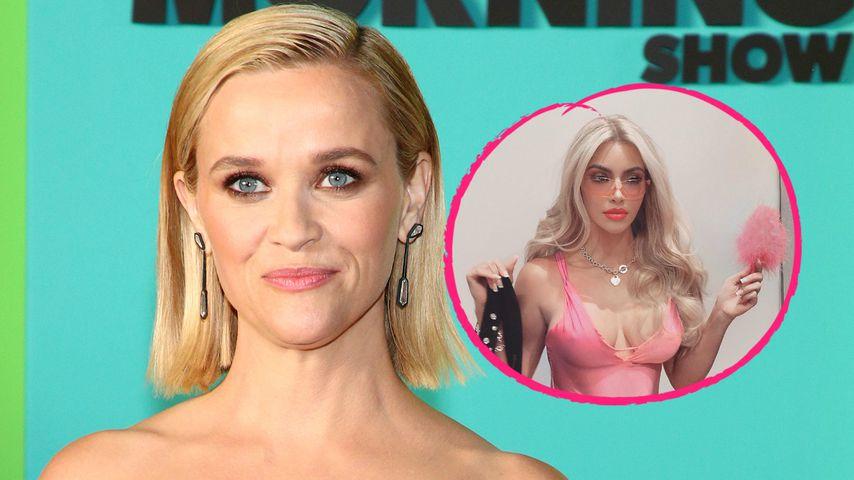 """Reese Witherspoon feiert Kims """"Natürlich Blond""""-Motto"""