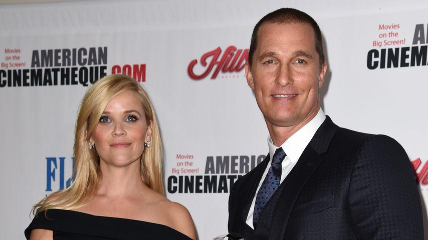 Matthew McConaughey & Reese Witherspoons coole Gemeinsamkeit