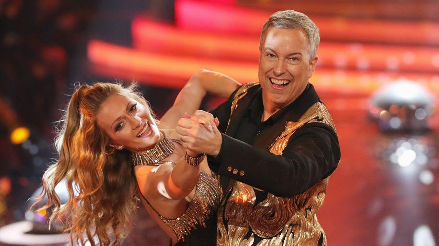 """Regina Luca und Thomas Hermanns in der 2. Folge von """"Let's Dance"""""""