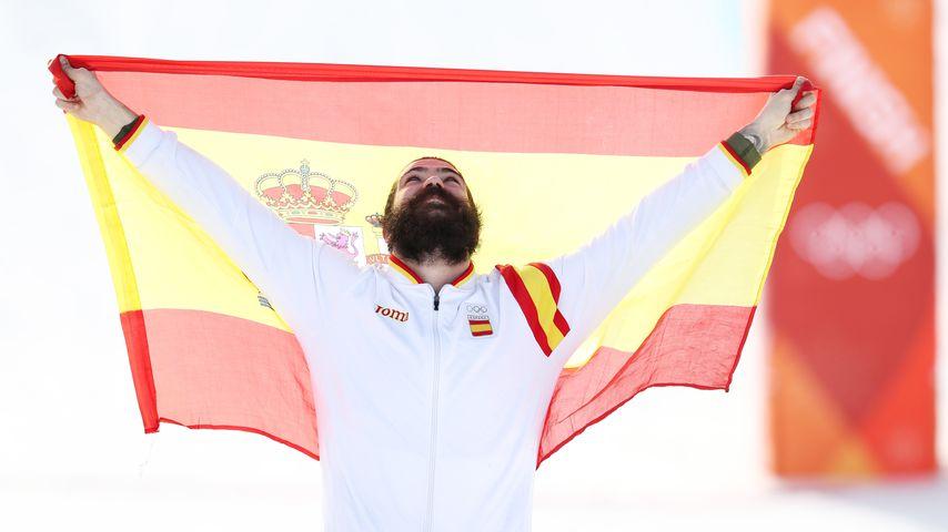 Regino Hernandez, spanischer Olympia-Sieger 2018