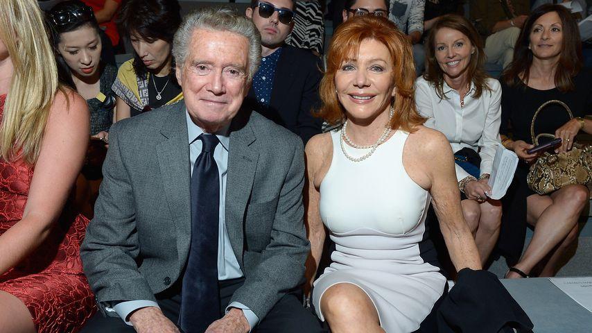 Regis und Joy Philbin, 2013