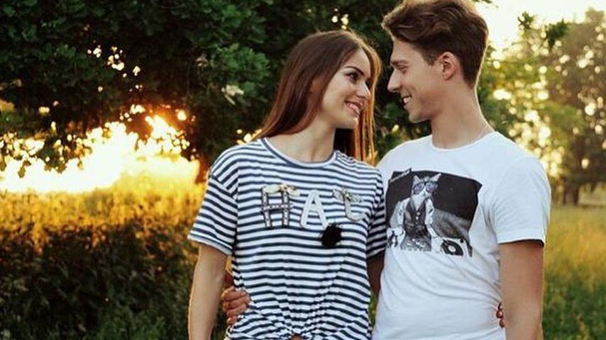Renata Lusin und ihr Ehemann Valentin