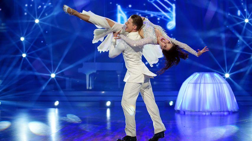 """Renata und Valentin Lusin, """"Let's Dance""""-Stars"""