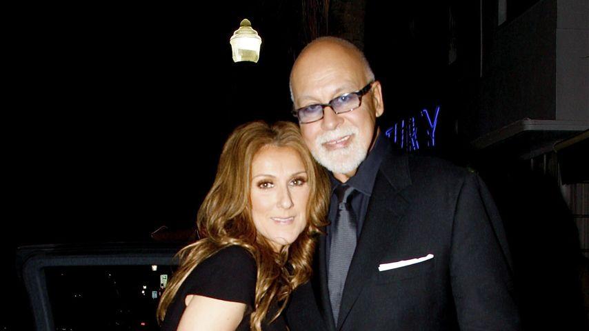 2 Jahre nach Tod: Celine Dion spricht noch mit ihrem Mann!