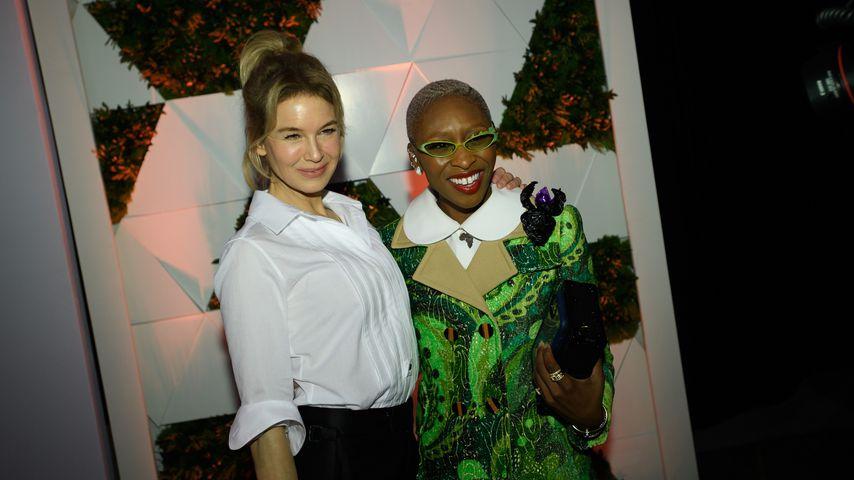 Renée Zellweger und Cynthia Erivo