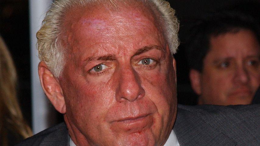 """Ric Flair bei der Premiere von """"Der Wrestler"""" in Los Angeles"""