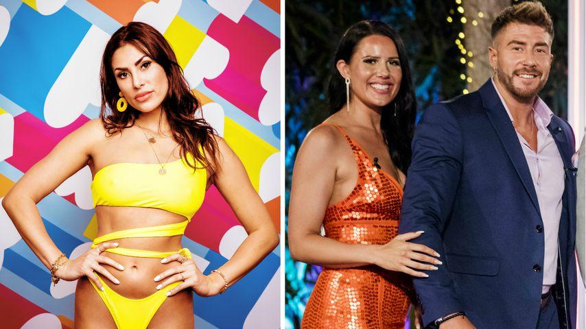 """Jetzt reagiert Ricarda auf """"Love Island""""-Mischa und Laura"""