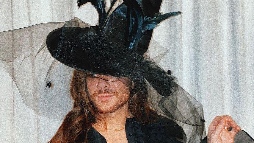 Riccardo Simonetti an Halloween 2020