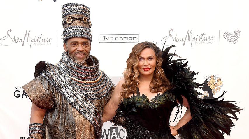 Richard Lawson und Tina Knowles-Lawson bei der Wearable Art Gala 2019 in Santa Monica