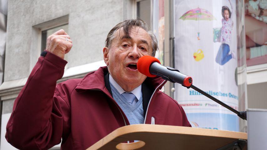 Richard Lugner in Wien