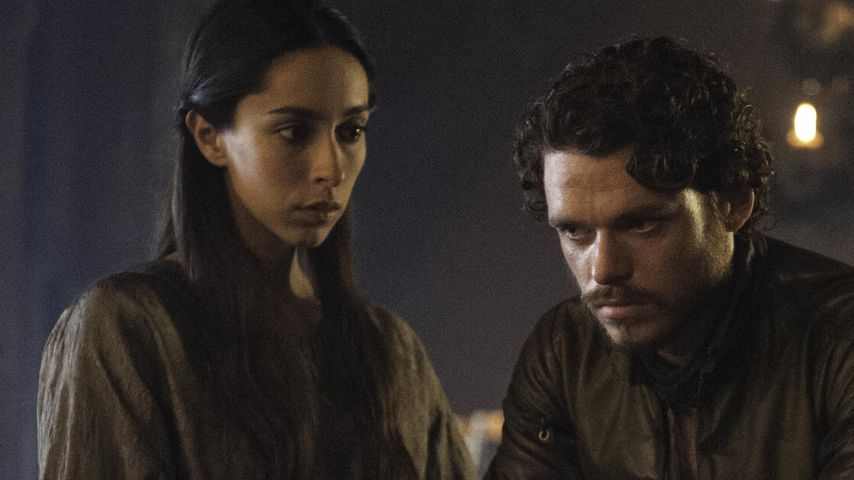 "Oona Chaplin und Richard Madden in ""Game of Thrones"""