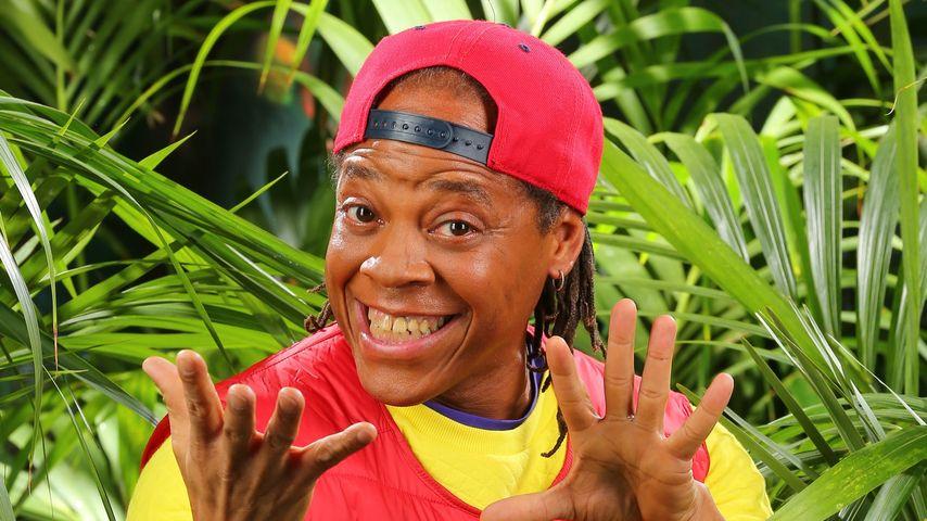 Dschungel-Check! Ricky Harris: Der schrille Dschungel-Talker
