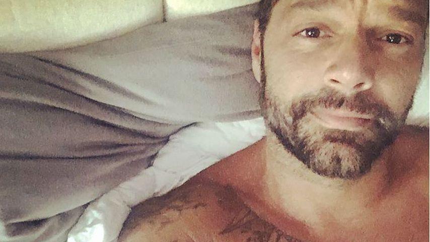 """Pop-Sänger Ricky Martin: """"Es ist nur Sex, mehr nicht."""""""