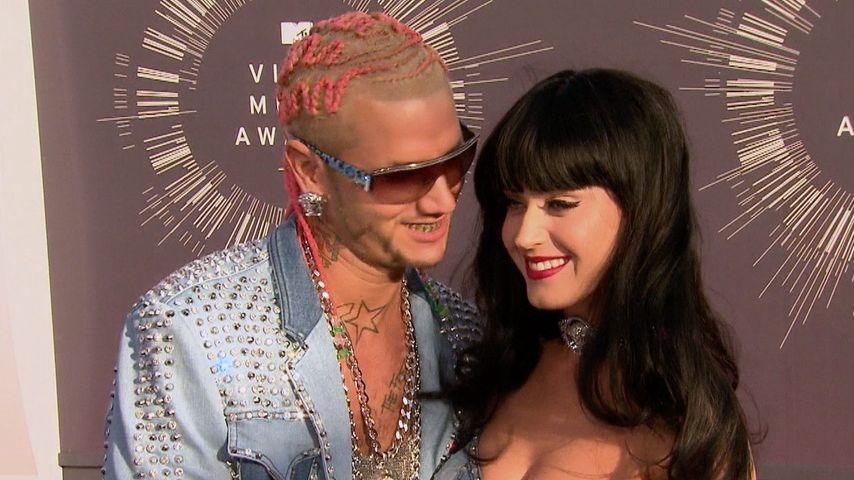 Katy Perry & Riff Raff imitieren Britney & Justin