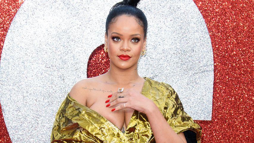 Sie fühlt sich zu dick: Rihanna will wieder ins Gym!