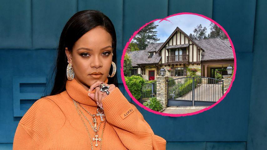 Dieses Millionen-Anwesen hat Rihanna sich gerade gegönnt