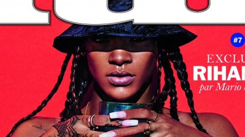 Uiuiui: Rihanna zieht auf Lui-Cover blank!