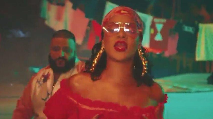 "Rihanna in ihrem Musikvideo ""Wilde Thoughts"""