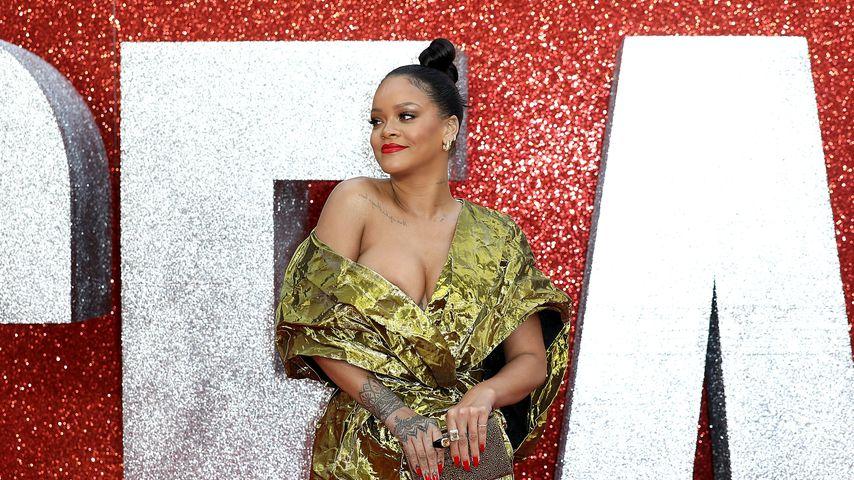 "Rihanna bei der ""Oceans 8""-Premiere"