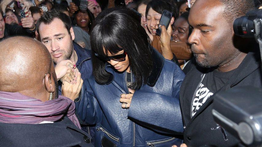 Nach Date mit Drake: Rihanna umzingelt von Fans