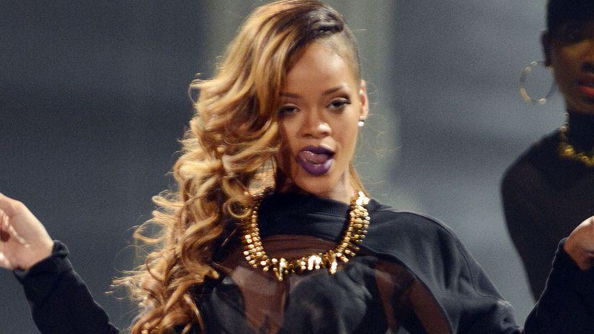 Entschärft! Rihannas verschleierter Tour-Style