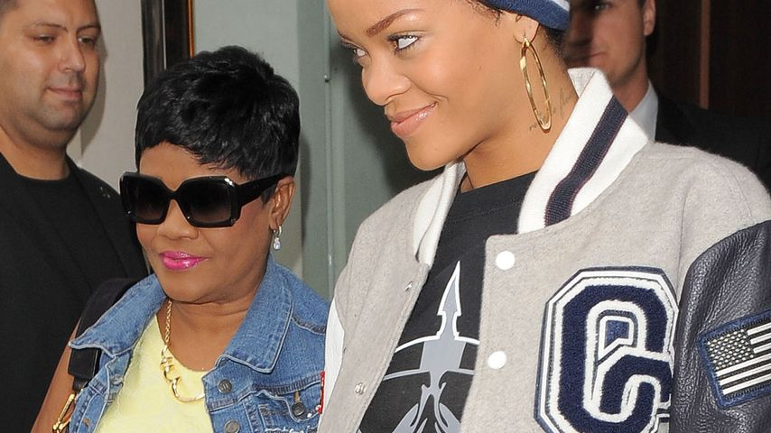 Rihannas Radikal-Frisur: Von Mama inspiriert?