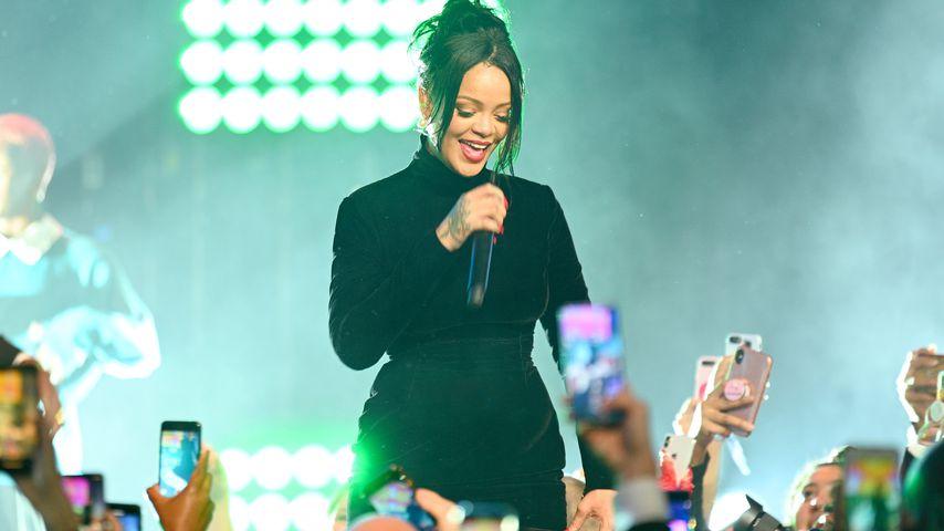 """Musikerin Rihanna ist die reichste """"Selfmade-Woman"""" der Welt"""