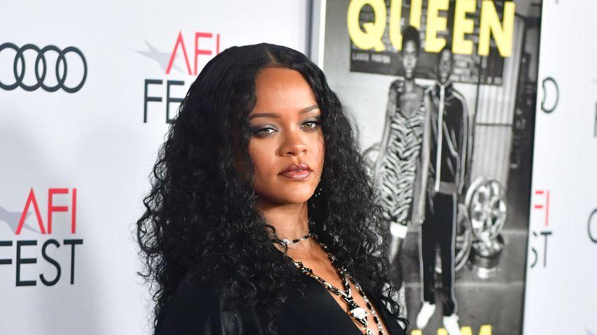 Nach Unfall: Rihanna mit einem blauen Auge unterwegs!