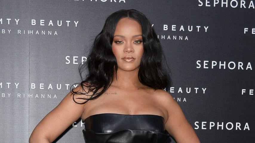 "Rihanna beim Launch ihrer ""Fenty Beauty by Rihanna""-Kollektion"