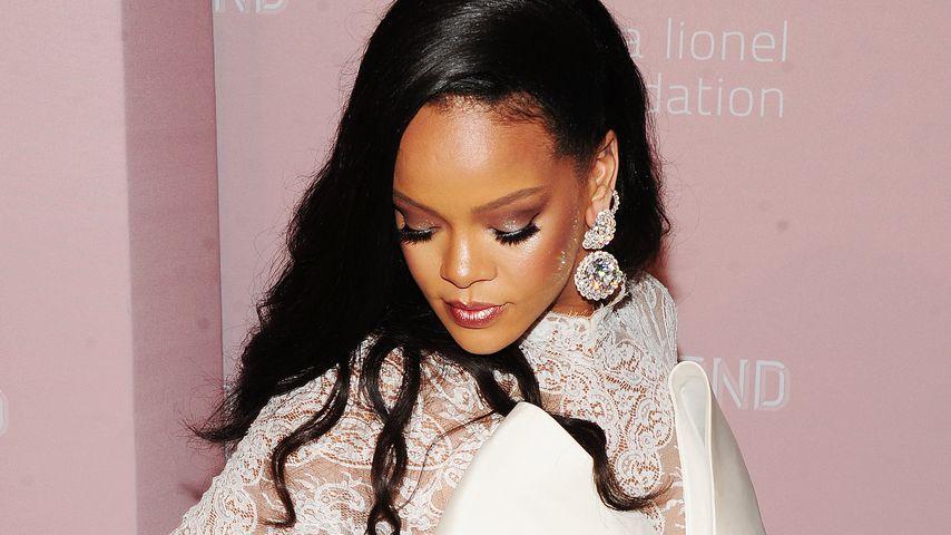 Rihanna auf dem vierten Diamond Ball in New York