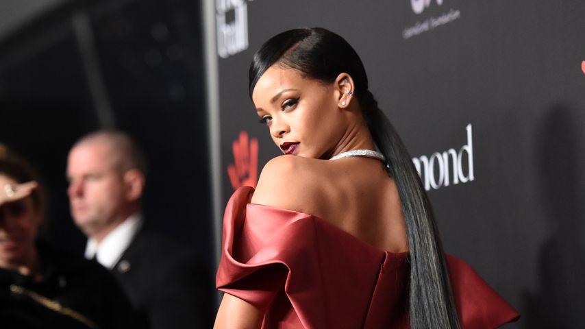 Rihanna im Dezember 2014