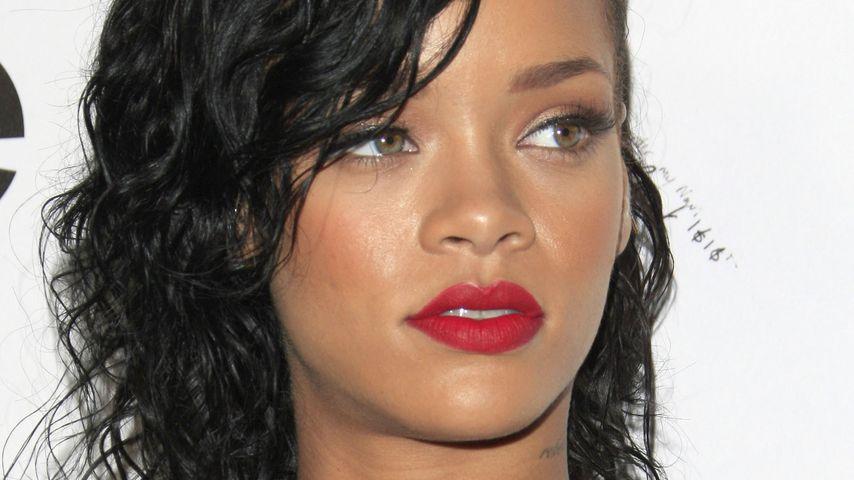 Spendabler Star: Rihanna gibt 200 Dollar Trinkgeld