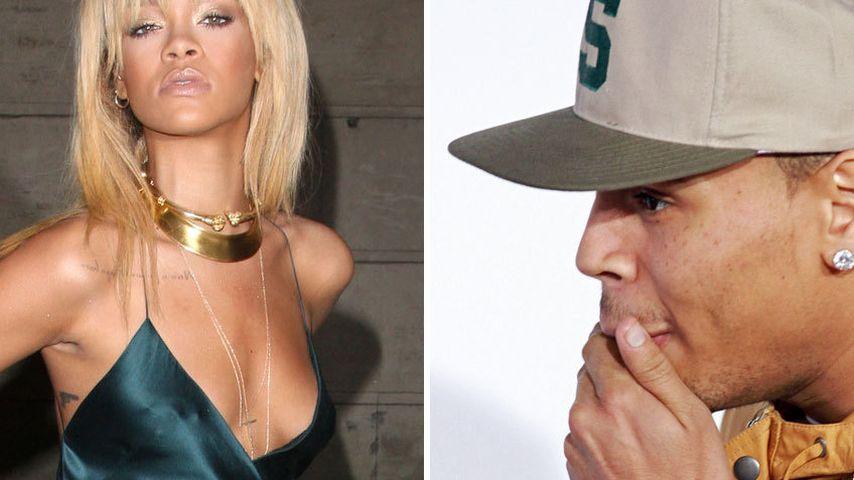 Rihanna & Chris Brown: Zusammen auf der Bühne?