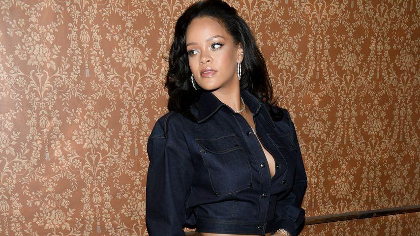 Rihanna ruft zum Löschen von Snapchat auf
