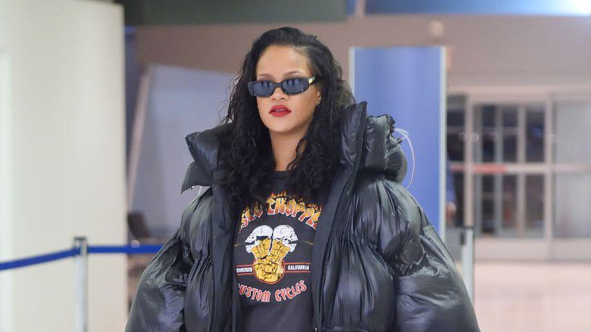 Größer geht's nicht: Rihanna wird zum Michelin-Männchen!