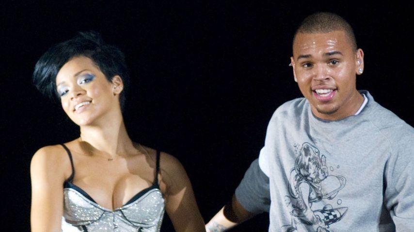 Rihanna & Chris Brown: Erstes öffentliches Date