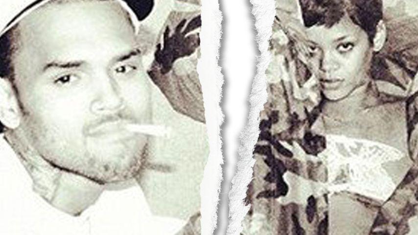 Rihanna bestätigt Beziehungs-Aus mit Chris Brown