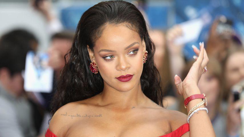 Rihanna im Juli 2017