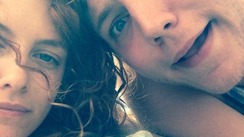 Erstes Weihnachten ohne Benjamin: Riley Keough leidet sehr