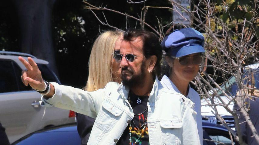 81. Geburtstag: Ringo Starr sieht noch deutlich jünger aus!