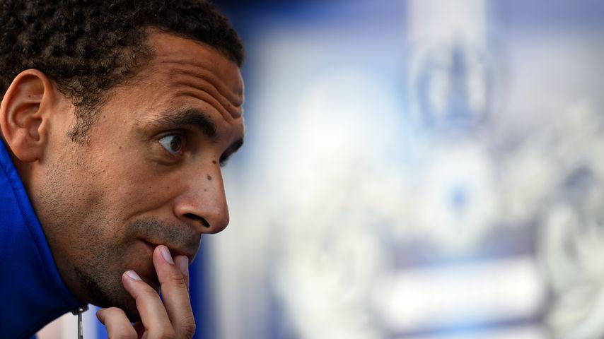 """Rio Ferdinand, ehemaliger """"Manchester United""""-Fußballer"""