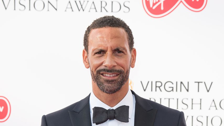 Rio Ferdinand bei den Virgin TV British Academy Television Awards