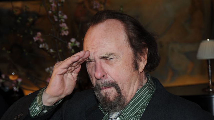 Rip Torn in New York, 2009
