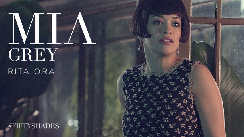 """Fans empört! Rita Ora als """"Mia Grey"""" fehlbesetzt?"""