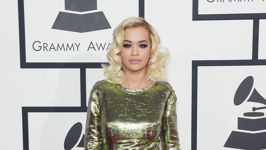 Rita Ora bei den Grammys 2014