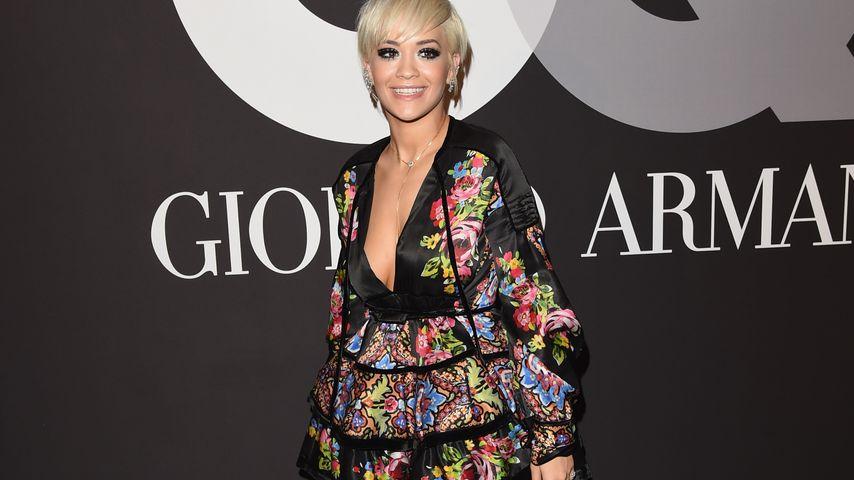 """""""Shades of Grey"""": Rita Ora witzelt über Mini-Rolle"""