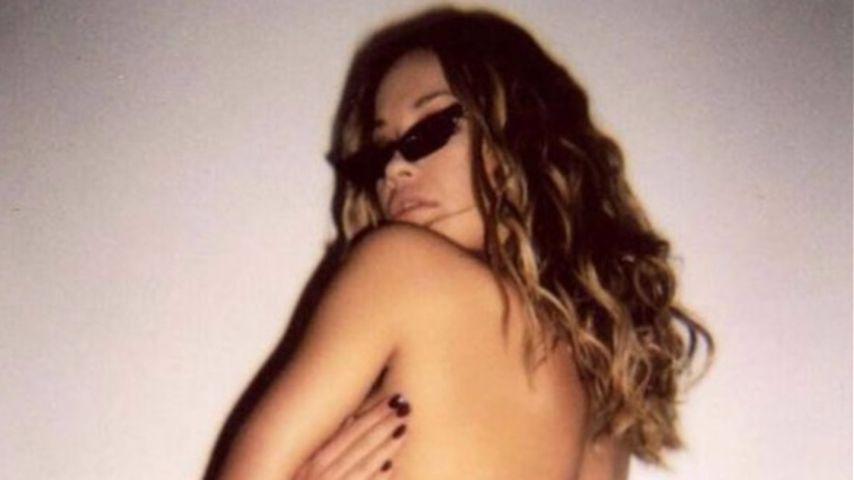 Knackiges neues Jahr! Rita Ora macht halbnackt Lust auf 2018