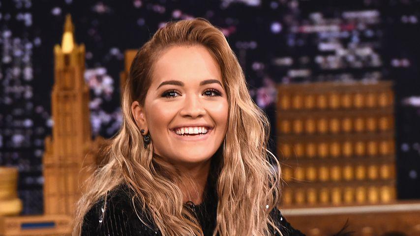 "Rita Ora bei ""The Tonight Show Starring Jimmy Fallon"", 2016"