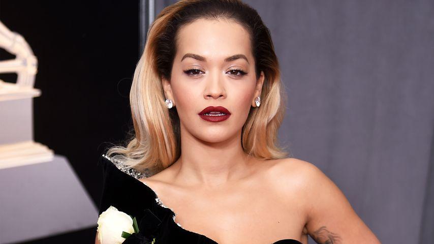 Rita Ora bei den Grammy Awards 2018