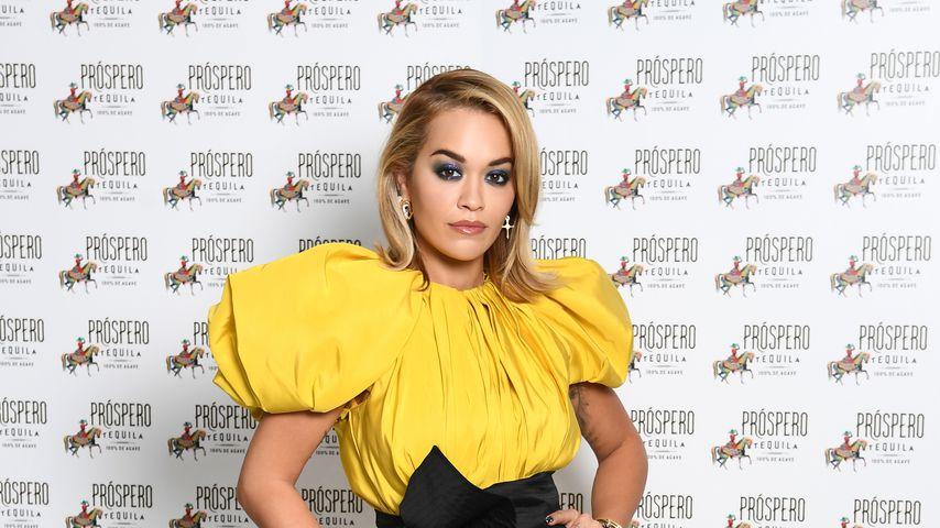 Rita Ora im November 2020 in London